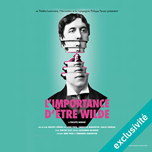 L'importance d'être Wilde audiobook cover art