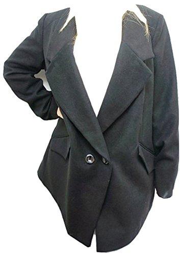 Next -  Cappotto  - università - Donna nero 50
