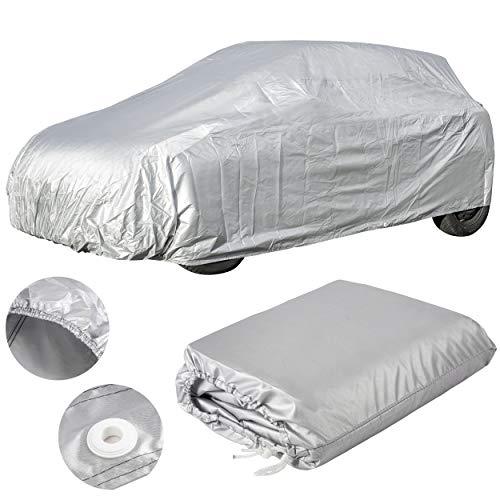 Funda para coche Onvaya, tamaño XL, garaje completo, funda protectora para coche, garaje plegable para coche