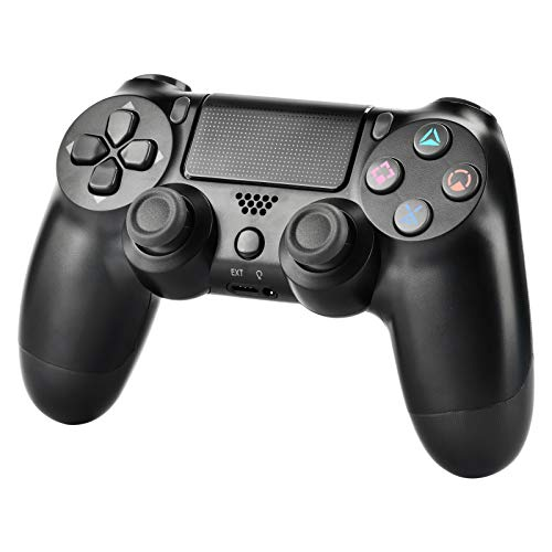 Wireless Controllers for PS4, Wireless Remote Control for Sony Playstation 4, YU33 PS4 Joystick Gamepad for Ps4 Controller with Dualshock, Charging Cable