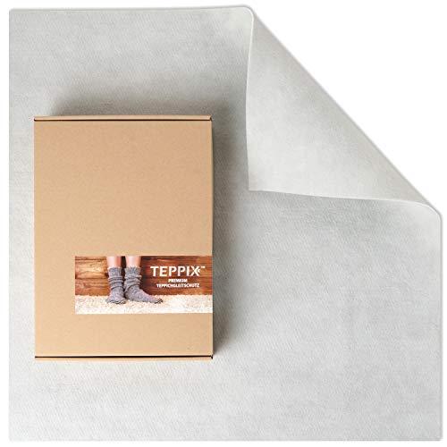 TEPPIX™ Comfort - Antirutschmatte Teppich | Teppichunterlage ohne Weichmacher | Teppich Anti rutsch Unterlage | Teppichstopper 80 x 150 cm
