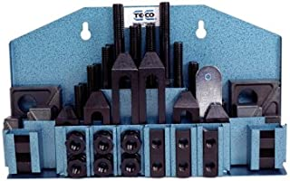TE-CO 20413 Machinist Clamp Kit, 1/2