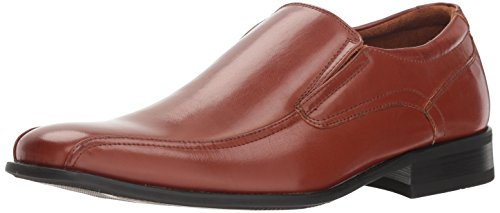 Delli Aldo Men's Brian Slipper, Brown, 8.5 Medium US
