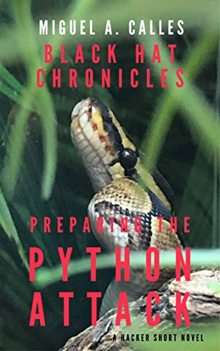 Black Hat Chronicles: Preparing the Python Attack: A Hacker Short Novel