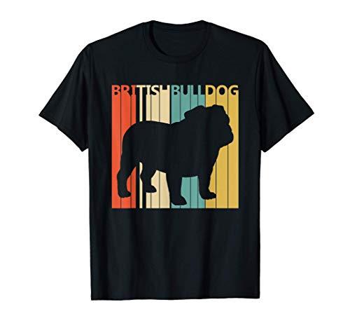 British Bulldog - bulldog inglés Camiseta
