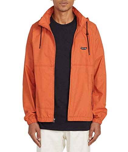 Preisvergleich Produktbild Volcom Herren Wingo Jacket Jacke,  Burnt Orange,  XL