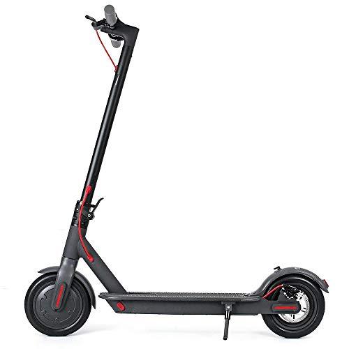 CZPF Elektrische scooter, intelligent, inklapbaar, draagbaar, elektrisch longboard skateboard met LED brandt 2 wielen