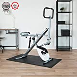 Ultrasport Fitness Multifunktionsmatte, 200x90cm - 4