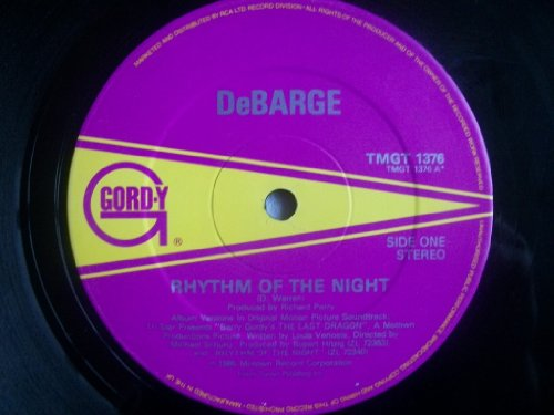 DeBARGE Rhythm of the Night 12'