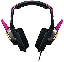 Razer D.Va MEKA Headset - Exclusive Overwatch Edition - Analog Gaming (RZ04-02400100-R3M1) (Renewed)