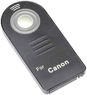 Infrarot Fernbedienung, IR Fernauslöser für Canon, z.B. für Canon EOS 300D, 350D, 400D, 450D, 500D, Canon Powershot G1, G2, G3, G5, G6, ...