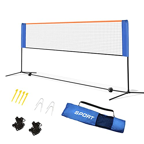 FENRIR Badminton 4m Tragbares Bild