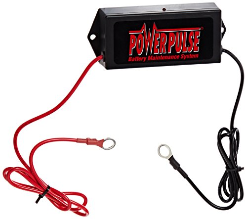 Pulsetech PowerPulse 12-Volt Battery Maintenance System, Black