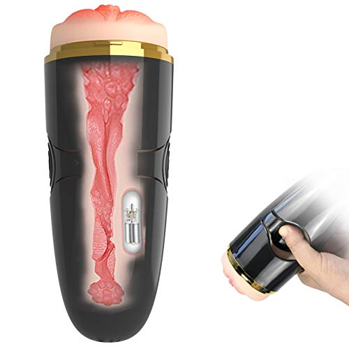 Our #2 Pick is the Treediride Vibrating Male Masturbator Cup Adult Toy