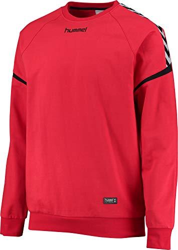 Hummel Herren AUTH. Charge Cotton Sweatshirt