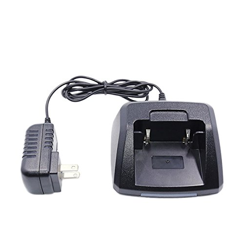 Original Li-ion Battery Charger with US Plug AC Wall Adapter 110-260V for TYT MD-390 MD-2017 MD-398 Retevis RT82 VETOMILE V-2017Two Way Radio