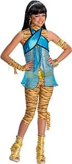 Monster High Cleo de Nile Costume - As Shown - Medium