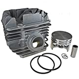 Hyway Cylinder Piston Kit Replacement for Stihl MS200 MS200T 40mm OEM 1129 020 1202 Nikasil Plated