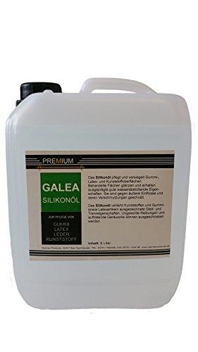 Latexpflege Silikonöl 5 Liter Kanister