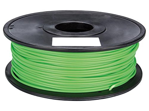 Velleman PLA175V1 PLA Filament for 3D Printers, 1 Grade to 12 Grade, 14172' Length, 1/16' Diameter, Pea Green