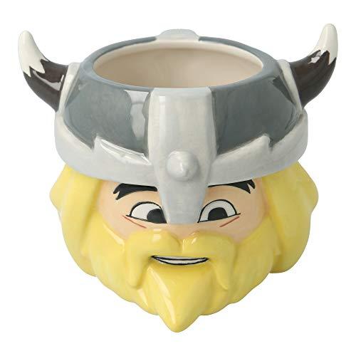 PLAYMOBIL Keramik Becher 3D Kopf Charlie