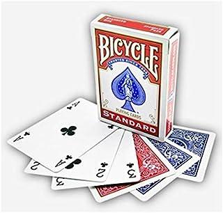 Bicycle Standart Poker İskambil Oyun Kartı (Kırmızı)