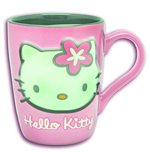 Hello Kitty 3D Kaffeetasse Tasse Becher 557-60155 Fanartikel