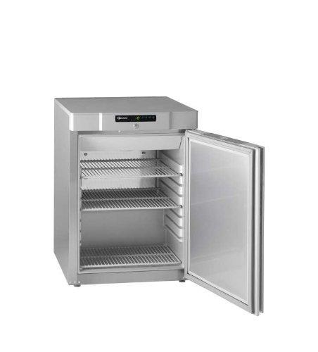 Gram Compact F 210 RG 3N - Umluft-Unterbautiefkühlschrank - 401,5kWh/Jahr - grau