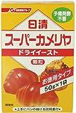 日清製粉 ドライイースト 50g