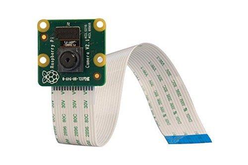 Raspberry Pi Kamera Modul V2 mit IR Filter: beste Qualität bei Tageslicht für alle Raspberry Pi Modelle