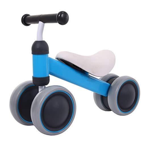 Calma Dragon Triciclo GDKTP01,Bicicleta sin Pedales para Bebes Niños Niñas, Correpasillos para Bebes, Bici para niños y niñas con Ruedas Anchas, Juguete Ideal par 1 y 2 años