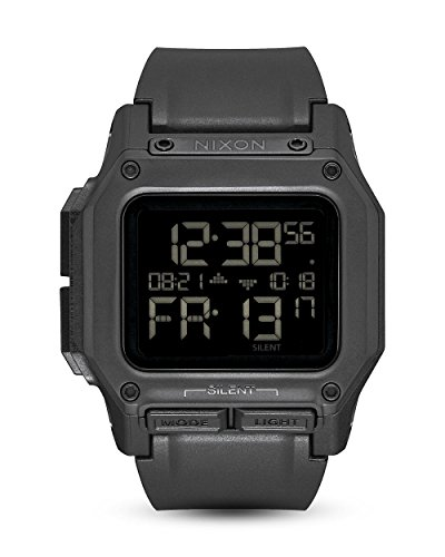 Nixon Armbanduhr Regulus All Black