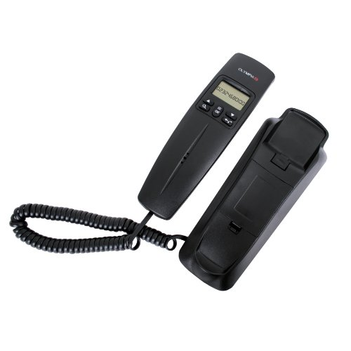Olympia 4101, schnurgebundenes Telefon, schwarz