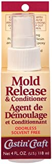 Environmental Technology 33900 Mold Release and Conditioner, 4 Ounce