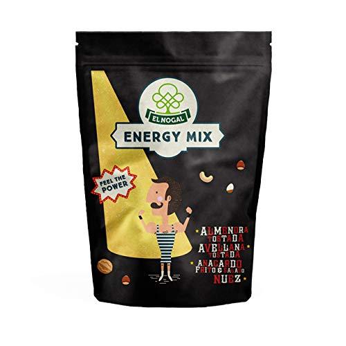 El Nogal Frutos Secos Mix de Frutos Secos Energy Bolsa 100 g