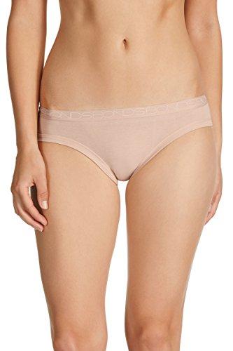 Bonds womens Cottontails Bikini Base Blush 10