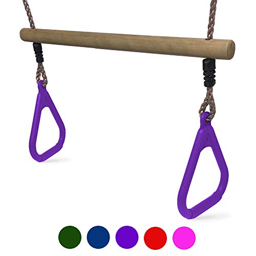 HIKS Products Kids Trapeze bar w...