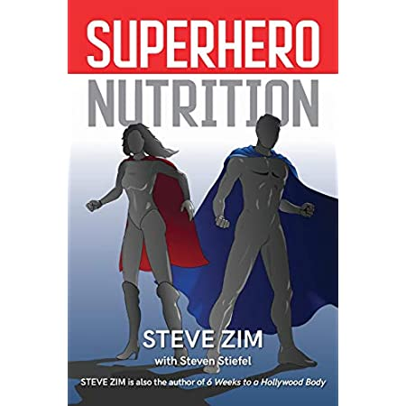 fitness nutrition Superhero Nutrition