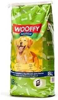 Pienso para perro Wooffy Sensitive 18 kg