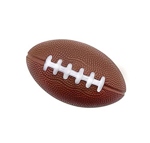 Titokiwi Mini American Football Stressball Indoor Football 12cm Länge aus Schaumstoff (2er-Pack)