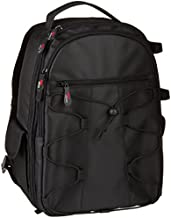 Ritz Gear SLR/DSLR Camera Backpack - Holds 2 SLR Camera Bodies, 3-4 Lenses, and Additional Accessories
