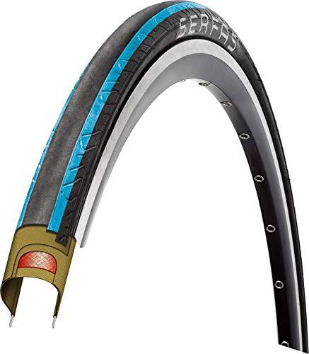 SERFAS(サーファス) ロードバイク/クロスバイク用タイヤ セカ 700X28C ブルー 728039