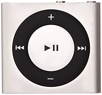 Apple iPod Shuffle 2GB  4th Generation   Silver   Renewed