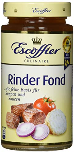 Escoffier Rinder-Fond, 3er Pack (3 x 400 ml)