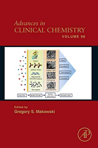 Advances in Clinical Chemistry (ISSN Book 98) (English Edition)
