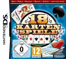 18 Kartenspiele DS