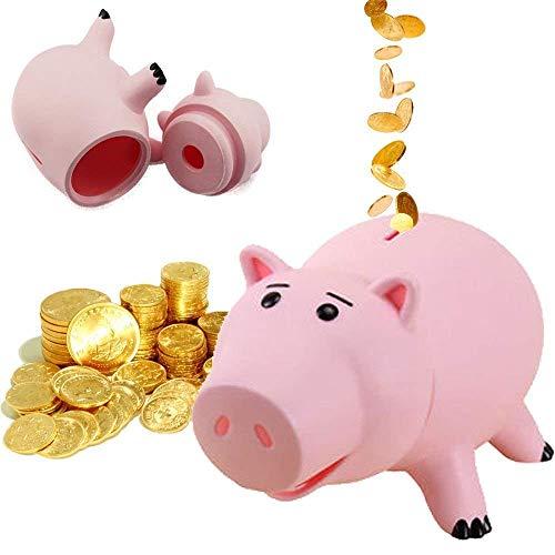 Bonito color rosa cerdo Hucha plástico-Hucha Alemania Niños Cumpleaños rtstags regalo