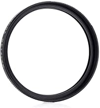 Leica E39 39mm UVa II Glass Filter, Black