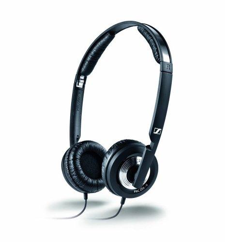 Sennheiser PXC 250-II Casque audio Hi-Fi filaire à réduction de bruit pour mp3/iPod/iPhone