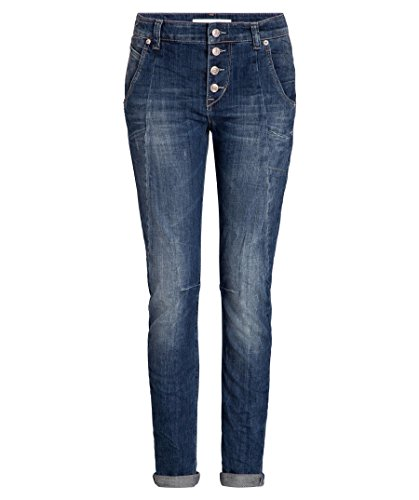Mac Damen Jeans Laxy Stoned Blue (81) 40/30
